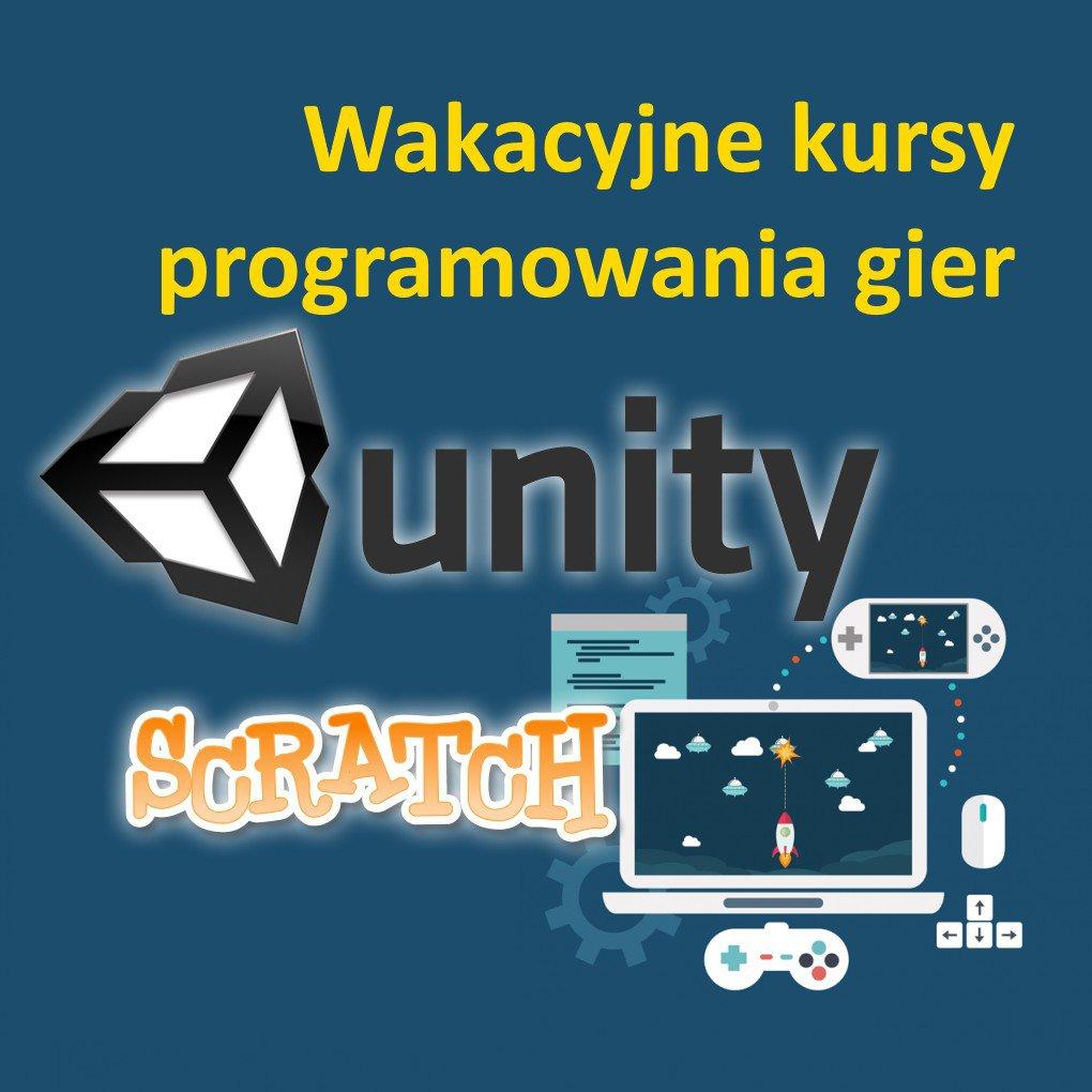 Wakacyjne kursy programowania gier